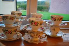 An alternative hen party weekend spent in large self catering holiday cottage Classy Hen Party, Catering, Tea Cups, Alternative, Party Ideas, Cottage, Tableware, Holiday, Dinnerware