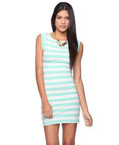 omg a mint dress I can afford