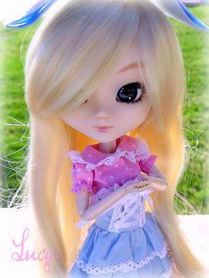 Pullip Doll Full Custom Lucy by Hey*Dollface