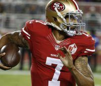 Other than Kaepernick, the NFL doesn't give up on 29-year-old QBs