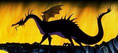 Maleficent Dragon | Image - Dragon Maleficent.jpg - Enough fan-made Information to fill ...