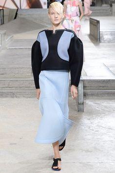 Kenzo womenswear, spring/summer 2015, Paris Fashion Week