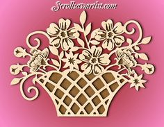 Scroll Saw Patterns :: Nature & outdoor -                                                                                                                                                                                 Más