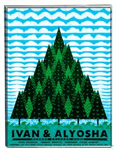 Ivan & Alyosha. Continuing my obsession with Seattle grown music
