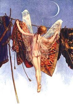 Fairy Laundry