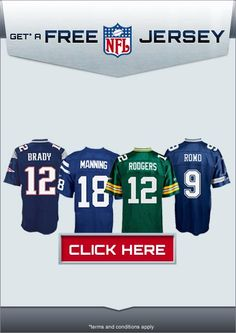 3f0c808bb Get a Free NFL Jersey Free Advertising