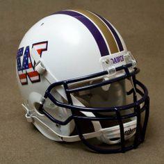 #WASHINGTON HUSKIES Football Helmet DECALS (FLAG LOGO) SEPT. 10, 2011 $13.99