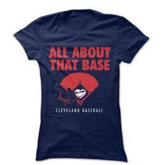 Cleveland Indians baseball... Love the shirt
