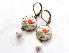 earrings on dawanda