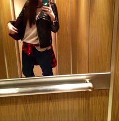Jeans Zara, shirt Zara