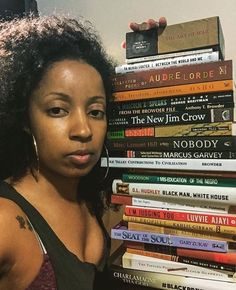 21 Of The Best Books For Black Women written by Black Women - 👉🏿👉🏿 👉🏿 www.panafricanall… Most are non fiction. Some are audiobooks 🎧 🎧 ALL of them are Education for Liberation! Source by panafricanalliance Books By Black Authors, Black Books, Black History Books, Black History Facts, African American Literature, African American History, African American Hairstyles, Good Books, Books To Read