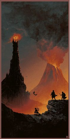 "Barad-dûr, the ""Dark Tower"" – J. Tolkien's Middle-earth -Lord of the … Barad-dûr, the ""Dark Tower"" – J. Tolkien's Middle-earth -Lord of the Rings / The Silmarillion Middle Earth Art, Fantasy, Lotr Art, Fantasy Art, Lord, Cool Art, Lord Of The Rings, Pictures, Movie Art"