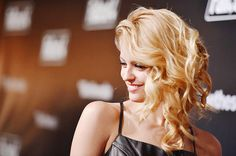 Gage Golightly attends the Fallout 4 video game launch event in downtown Los Angeles on November 5, 2015 in Los Angeles, California.