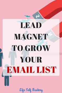 Do you know which lead magnets to use to grow your email list? Click through to know more.