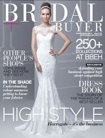 Para conocer las tendencias e inspirarnos para crear los más lindos vestidos de novia, ésta revista te trae las últimas colecciones.       ...