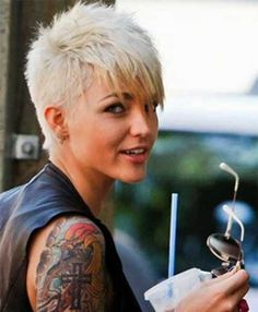 35 Short Celebrity Hair | The Best Short Hairstyles for Women 2015