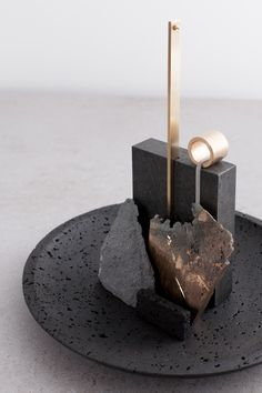 formafantasma re-appropriates mount etna lava into experimental objects