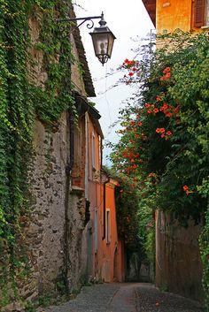 Lago d'Orta, Piedmont, Italy
