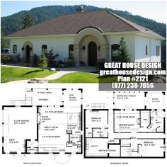 Waterfront ICF House Plan # 2122 Toll Free: (877) 238-7056 ... on timber frame house designs, zero energy house designs, ice house designs, sap house designs, straw bale house designs, log house designs, concrete house designs, wood house designs,