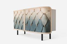 Alato Cabinet by Jumphol Socharoentham & Pakawat Vijaykadga » Retail Design Blog
