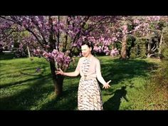 Piano song - Klavier Gesang deutsche Text: Tatjana Gmeiner Lily in the Valley ландыши Piano Songs, Lily, Dresses With Sleeves, Youtube, Music, Fashion, Self, Singing, Piano