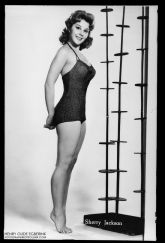 Sherry Jackson pictures and photos