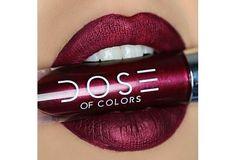Cute | 12Colors Super Deal Sexy Long Lasting Liquid Lipstick DOSE OF COLORS Moisturizing Velvet Matte Liquid Lipstick wcb