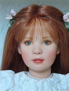 Jutta Kissling doll repainted here by Nancy Lee Moran. http://www.nancyleemoran.com/dollpage2008.html