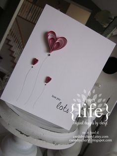 ~ a paper {life}: ~ quilled ♥