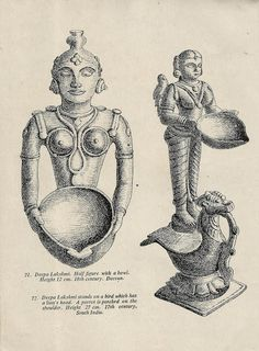 Heritage of India: Lamps of India (భారతదేశములో దీపములు) Light Of India, Nostalgia Art, Indian Traditional Paintings, India Art, Hinduism Art, Traditional Sculptures, Indian Sculpture, Temple Art, Traditional Paintings