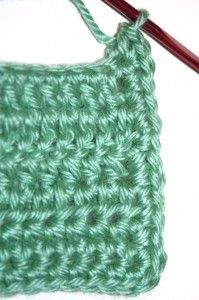 Technique: Crochet Evenly Around