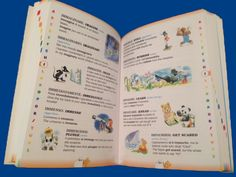 Ilrated Italian English Dictionary This Contains 383 Pages And Hundreds Of Thumbnail Sized Ilrations