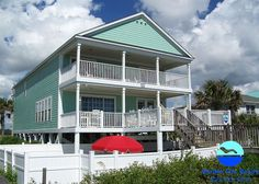 Heaven Can Wait is seven-bedroom, six-bath oceanfront home located 0.9 miles south of Garden City Beach Pier.