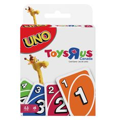 Fun Board Games, Love Games, All Games, Classic Card Games, Uno Card Game, St Catharines, Toys R Us Canada, Played Yourself, 7 Year Olds