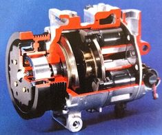 Basic Construction Of Reciprocating Compressor Scroll