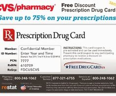 Printable Coupons: Cvs Pharmacy Coupons