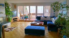 Gemütliche 4.5 Zimmerwohnung mit grossem Balkon und Chemine in Bassersdorf.