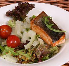 Pěkné saláty mají v Mangaloo.