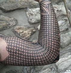 Flawless Pattern Tattoo