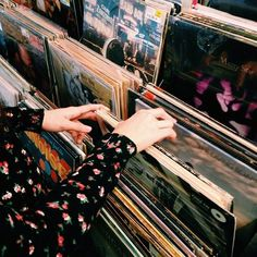 do you guys know where you can get cheap records..?