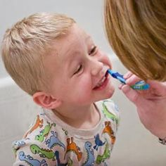 Teaching your children the ins and outs of good oral hygiene is easy when you make dental hygiene fun. By making brushing and dental check-ups a positive experience, you're laying the foundation to keep your children excited about dental care. Dental Hygiene School, Dental Humor, Dental Hygienist, Oral Hygiene, Dental Facts, Dental Health, Oral Health, Dental Care, Health Care