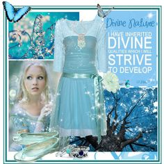 """""""LDS Young Women Value - Divine Nature"""" by ghsdrummajor on Polyvore"""