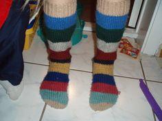 Socks - Peer Gynt, 100% wool, pins 3.5