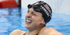 Katie Ledecky Is Passing Up $5 Million A Year To Live That Ratchet College Life