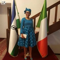 Evening Shweshwe Dresses The shweshwe fashion is a actual advanced world. African Fashion Ankara, Latest African Fashion Dresses, African Print Fashion, African Prints, Seshweshwe Dresses, Aso Ebi Dresses, Wrap Dresses, Dress Outfits, African Attire