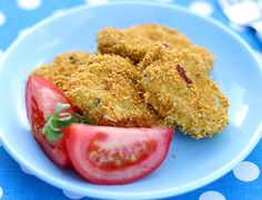 great idea for picky eaters: sneaky zucchini chicken nuggets
