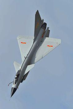 Chengdu J10 fighter
