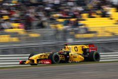 Robert Kubica Renault 2010