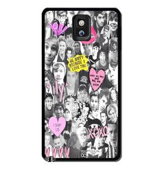 One Direction and 5sos Samsung Galaxy S3 S4 S5 Note 3 Case