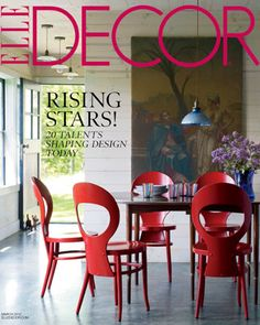 Elle Decor, March 2012
